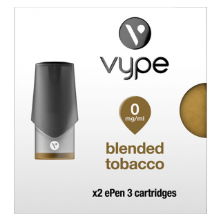 ePen3 Pod - Blended Tobacco-0mg