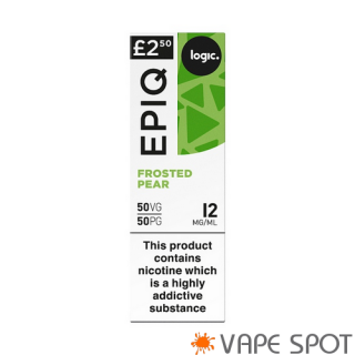 Logic EPIQ Frosted Pear 12mg